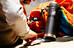 MIZU V7 Insulated Bottle 700ml Black Hammer Paint